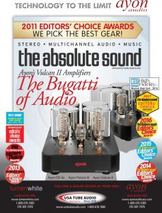 Ayon-Bugatti-of-Audio_TAS-cover-2011